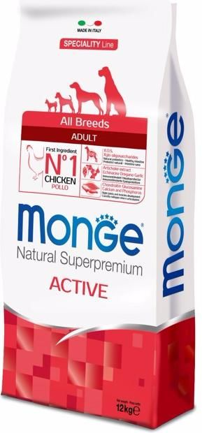 Monge Dog Speciality Active