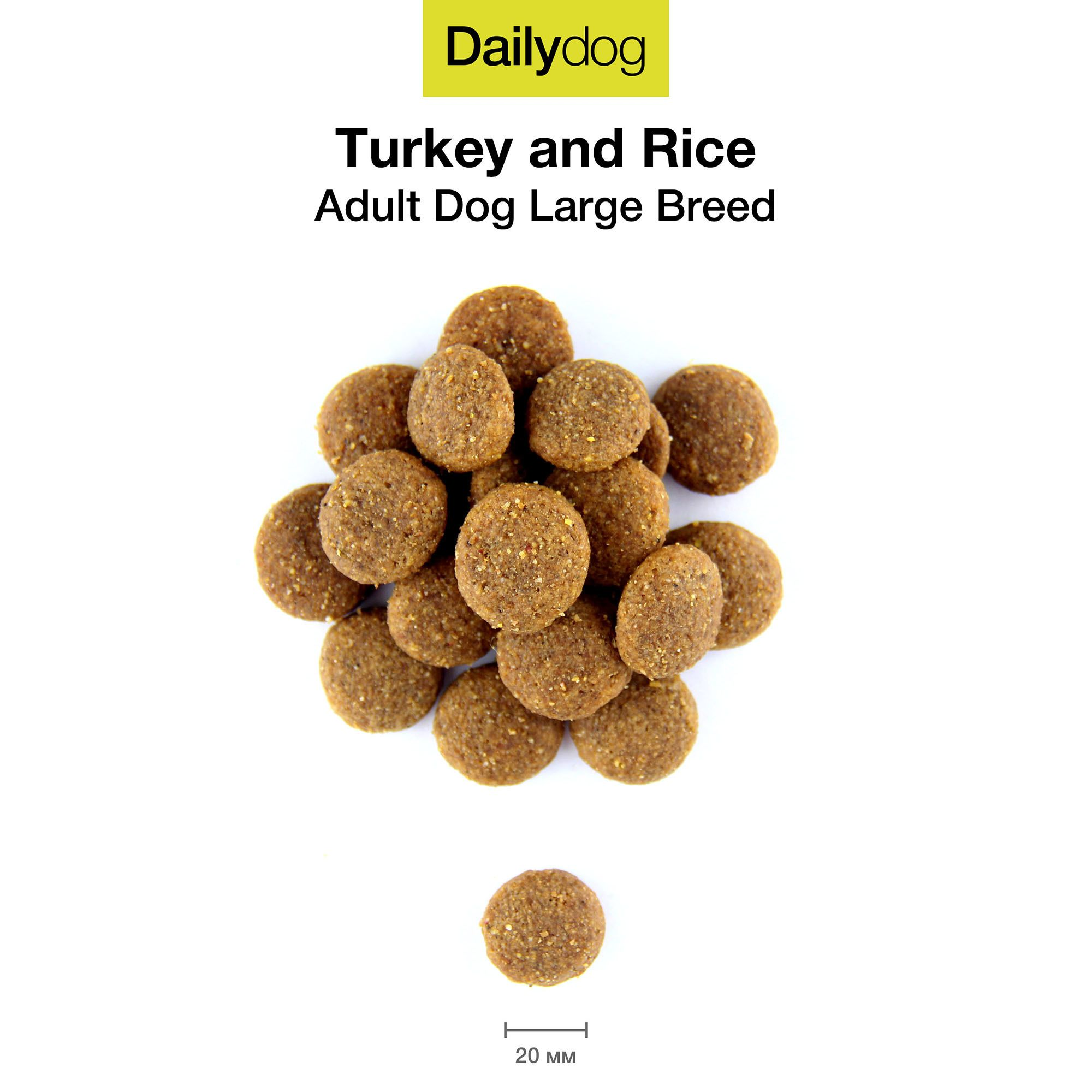 Dailydog Adult Large Breed Chicken and Rice. Фото №2