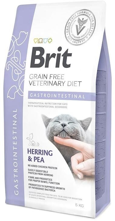 Brit Veterinary Diet Cat Grain free Gastrointestinal