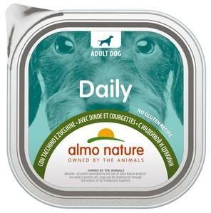 Almo Nature Daily Menu Turkey and Courgette 100 гр. 19510
