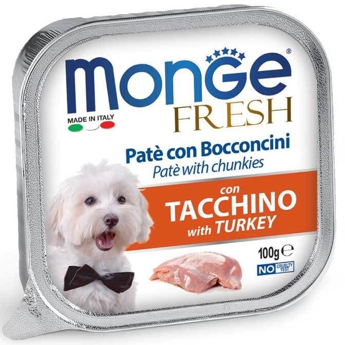 Monge Dog Fresh Turkey 100 гр. 70013020