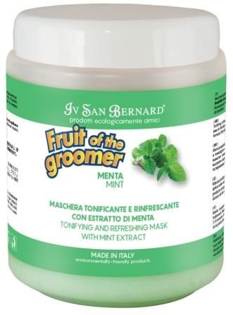 Iv San Bernard Fruit of the Groomer Mint Mask 1 л NMASME1000