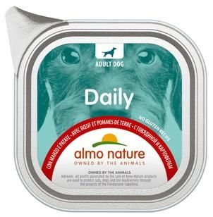 Almo Nature Daily Menu Beef and Potatoes 100 гр. 19508