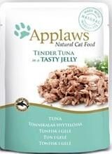 Applaws cat pouch tuna wholemeat in jelly 70 гр.