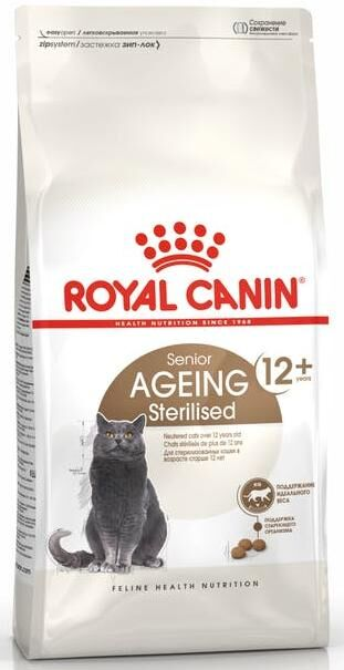 Royal Canin Ageing Sterilised 12+