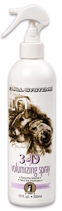 1 All Systems 3D Volumizing 355 мл 09206
