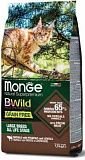 Monge Bwild Grain Free Cat Large Breed All Life Stage