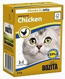 Bozita chunks in Jelly with Minced Chicken 370 гр. 36591