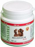 Polidex Multivitum plus 150 таб.
