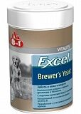 8in1 Excel Brewer's Yeast 140 таблеток