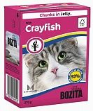 Bozita chunks in Jelly with Crayfish 370 гр. 36427