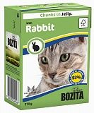 Bozita chunks in Jelly with Rabbit 370 гр. 36592