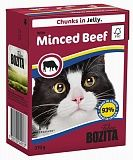 Bozita chunks in Jelly with Minced Beef 370 гр. 46661