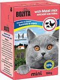 Bozita Mini with Meat Mix 190 гр. 30155