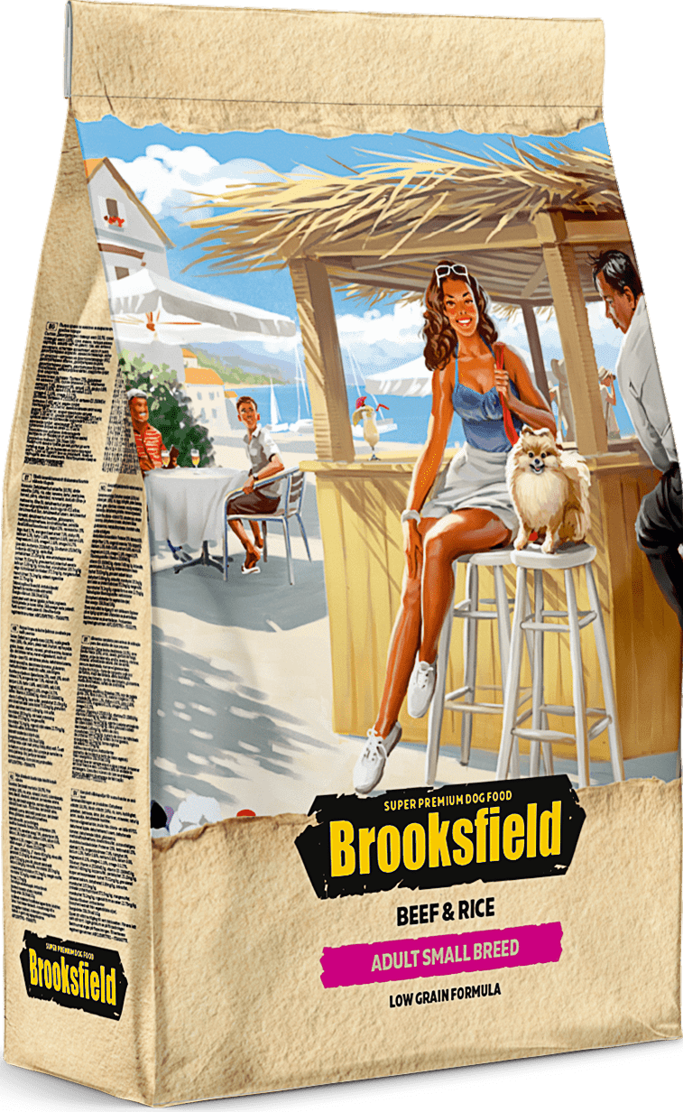 Brooksfield Adult Dog Small Breed