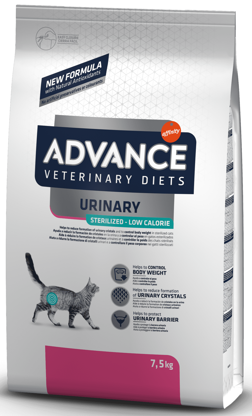 Advance Urinary low calorie. Фото №3