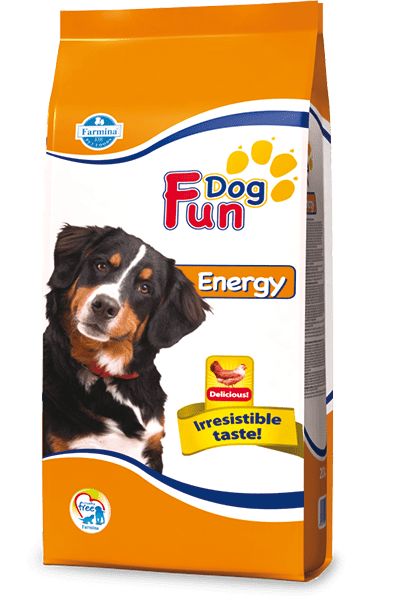 Farmina Fun Dog Energy 9202