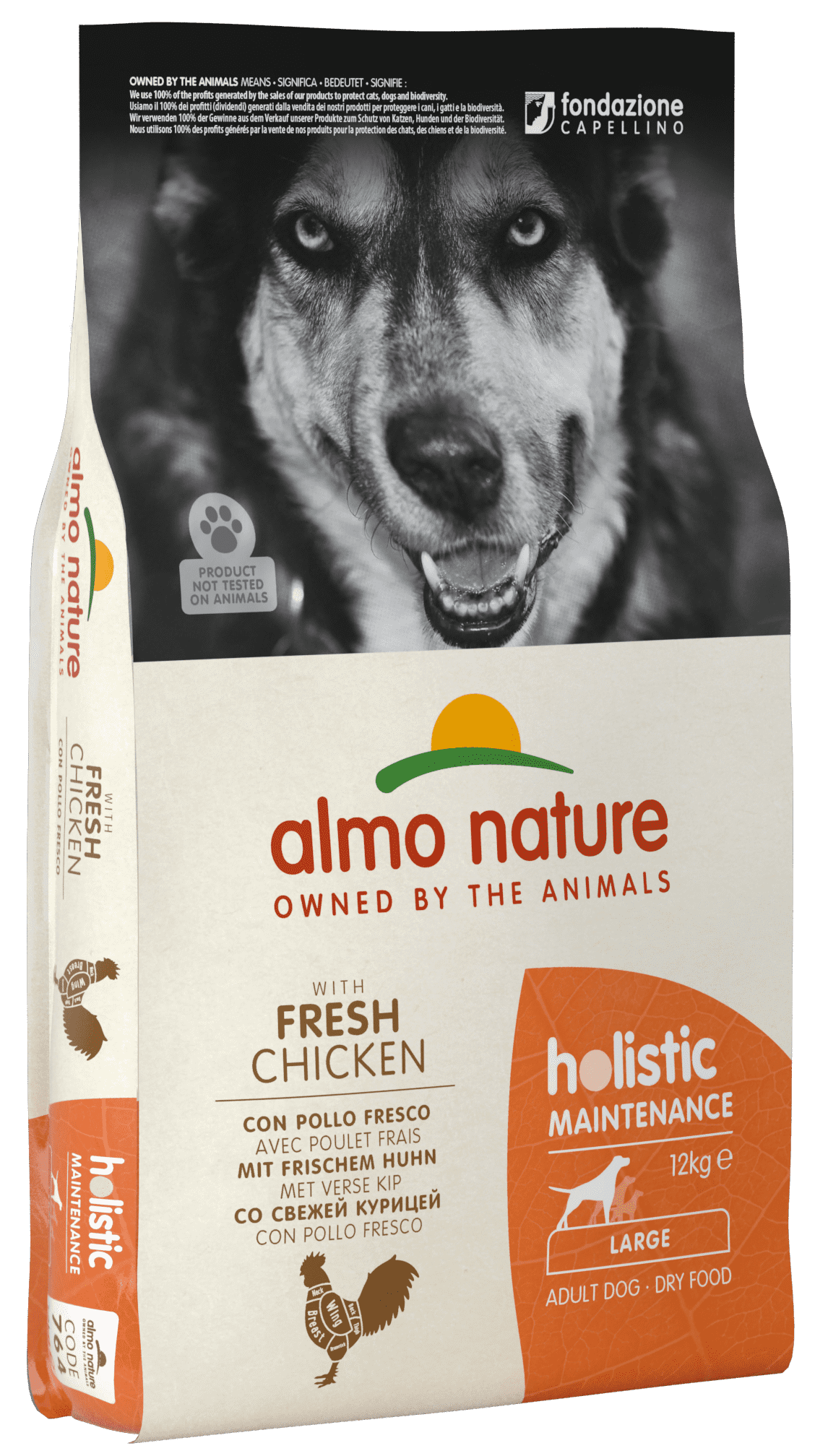 Almo Nature Large Chicken