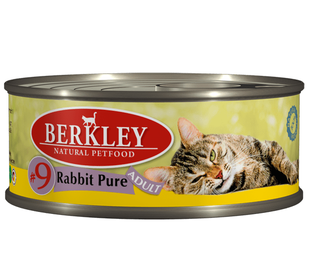 Berkley Rabbit Pure Cat №9 100 гр. 37011