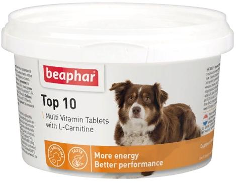 Beaphar Top 10 For Dogs 750 шт. 10012