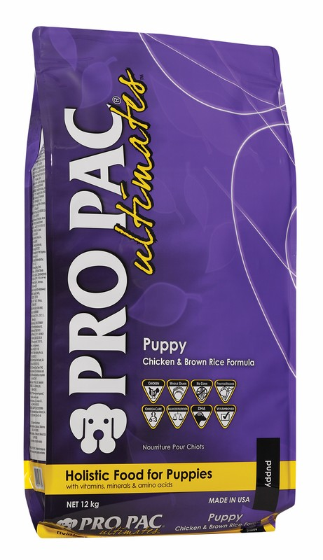 PRO PAC Ultimates Puppy Chicken Meal & Brown Rice