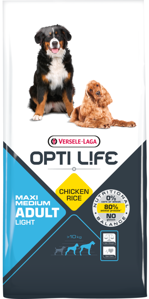 Opti Life Adult Light Medium & Maxi