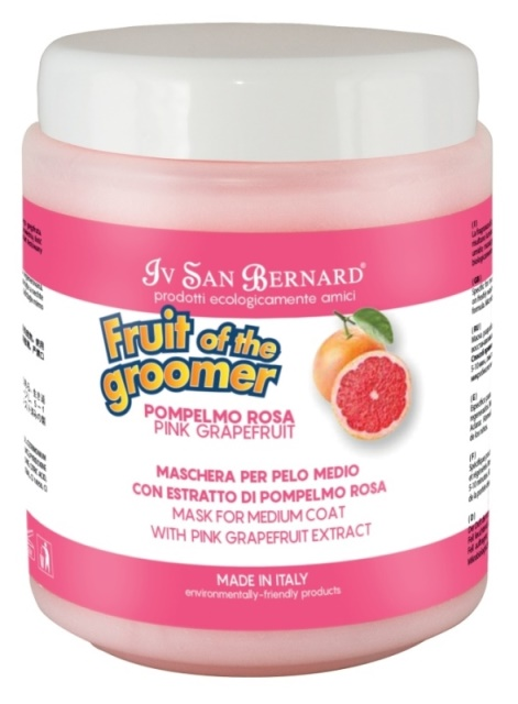 Iv San Bernard Fruit of the Groomer Pink Grapefruit Mask 1 л NMASPO1000