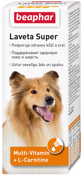 Beaphar Laveta Super For Dogs 50 мл. 10016