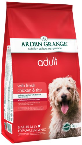 Arden Grange Adult Dog Chicken & Rice