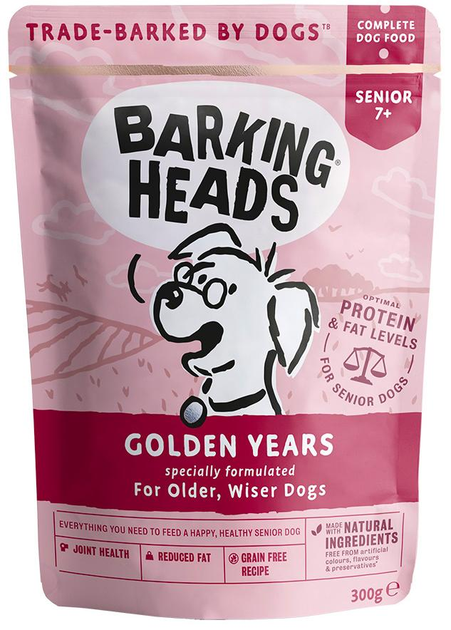Barking Heads Golden Years 300 гр. 48622