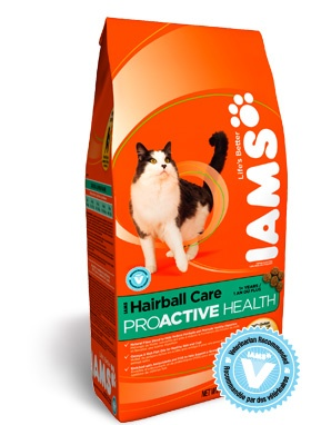 Iams Adult Hairball with Chicken