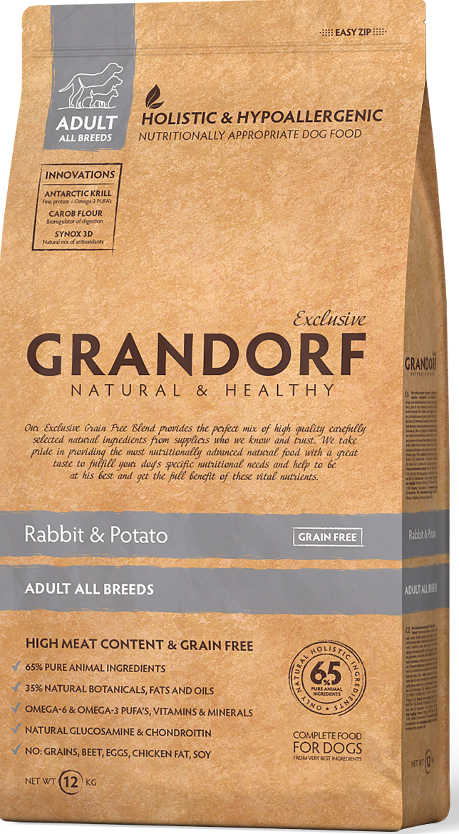 Grandorf Rabbit & Potato All Breeds