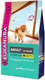 Eukanuba Dog Adult Toy Breed