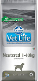 Farmina Vet Life Dog Neutered 1-10 kg