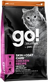 GO SKIN + COAT Chicken Recipe for Cats