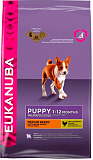 Eukanuba Puppy & Junior Medium breed