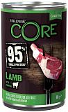 Wellness Core 95 Lamb/Pumpkin 400гр.