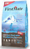 FirstMate Chicken Meal With Blueberries Small Bites