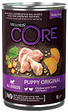 Wellness Core 95 Puppy Chiken Turkey 400 гр.