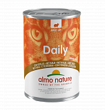 Almo Nature  Daily Menu Veal 400 гр. 24071