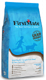 FirstMate Wild Pacific Caught Fish Meal & Oats