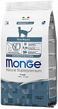 Monge Cat Monoprotein Sterilised Trout
