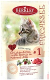 Berkley Fricassee №1 Kitten Chicken & Veal 100 гр. 20104