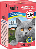 Bozita Mini with Meat Mix 190 гр. 22219