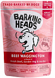 Barking Heads Beef Waggington 300 гр. 48617