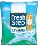 Fresh Step Crystals