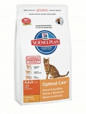 Hill's Science Plan Feline Adult Optimal Care Chicken