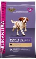 Eukanuba Puppy&Junior Lamb&Rice