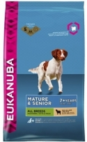 17795 Eukanuba Mature & Senior Lamb & Rice