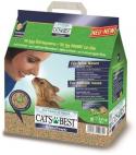 Cat's Best Green Power древесный комкующийся для котят и кошек